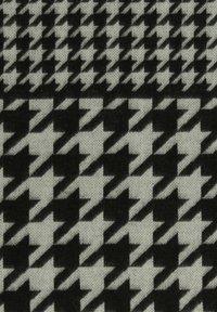 Fraas - MIT HAHNENTRITT  - Scarf - schwarz - 5