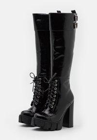 Jeffrey Campbell - MYTHIC - High heeled boots - black - 2
