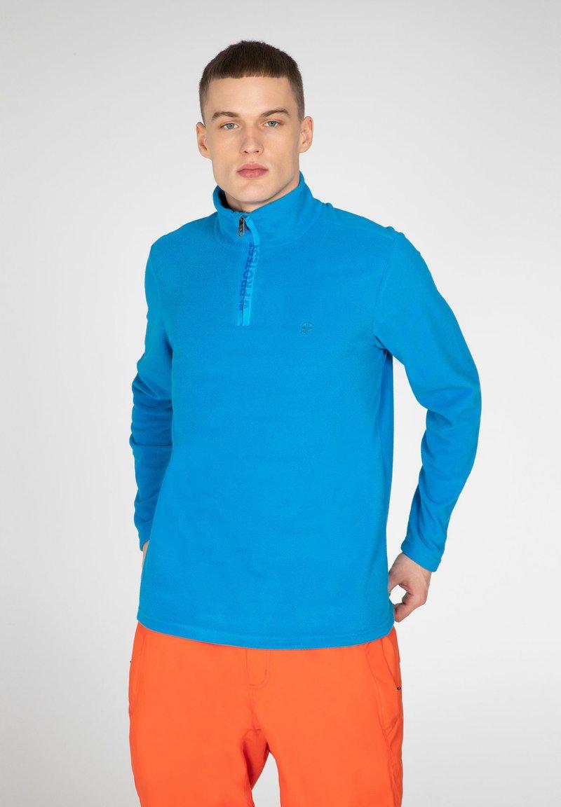 Protest - PERFECTO  - Fleece jumper - marlin blue