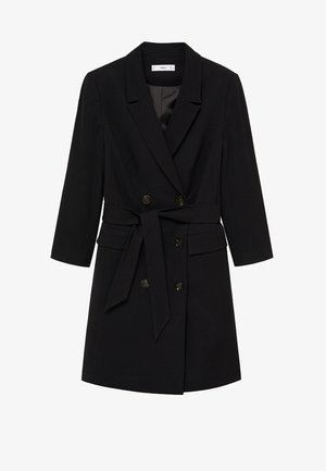 BLAKE - Short coat - schwarz