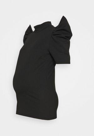 PCMRYLEE - Print T-shirt - black