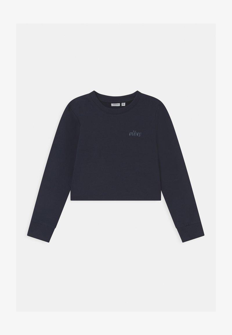 Name it - NKFTINTURN  - Sweatshirt - dark sapphire