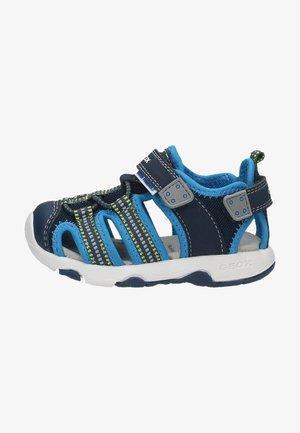 Walking sandals - navy/azure