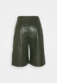 DESIGNERS REMIX - MARIE WAIST - Shorts - olive - 1