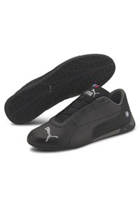 Puma - BMW M MOTORSPORTS R-CAT RUNNING SHOES - Trainers - black-black - 3