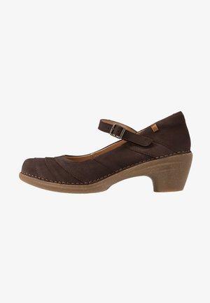 AQUA - Classic heels - pleasant brown
