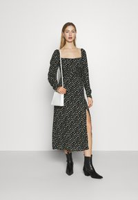 Fashion Union - TITAN DRESS - Day dress - black - 1