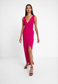 Sista Glam - CHROME - Occasion wear - pink - 0