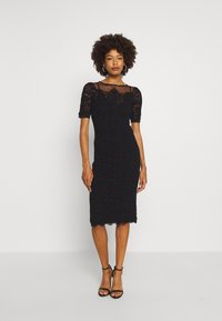 Rosemunde - DRESS  - Cocktail dress / Party dress - black - 1