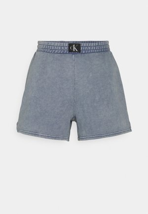 AUTHENTIC SHORT - Pyjama bottoms - blue