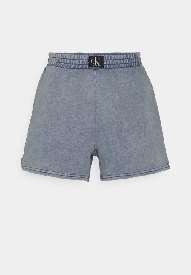 AUTHENTIC SHORT - Pyžamový spodní díl - blue