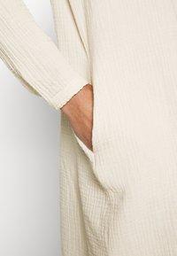 by-bar - DOPPIA DRESS - Shirt dress - sand - 5