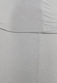Deha - PANTALONE PALAZZO - Tracksuit bottoms - grey melange - 2