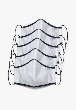 5 PACK - Community mask - weiß
