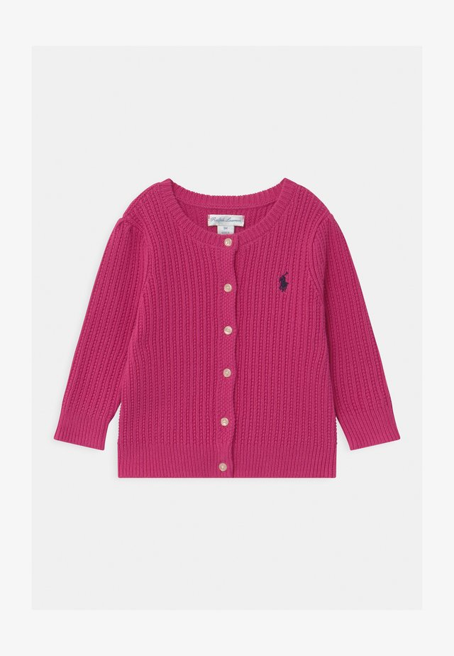 PREPPY - Cardigan - college pink