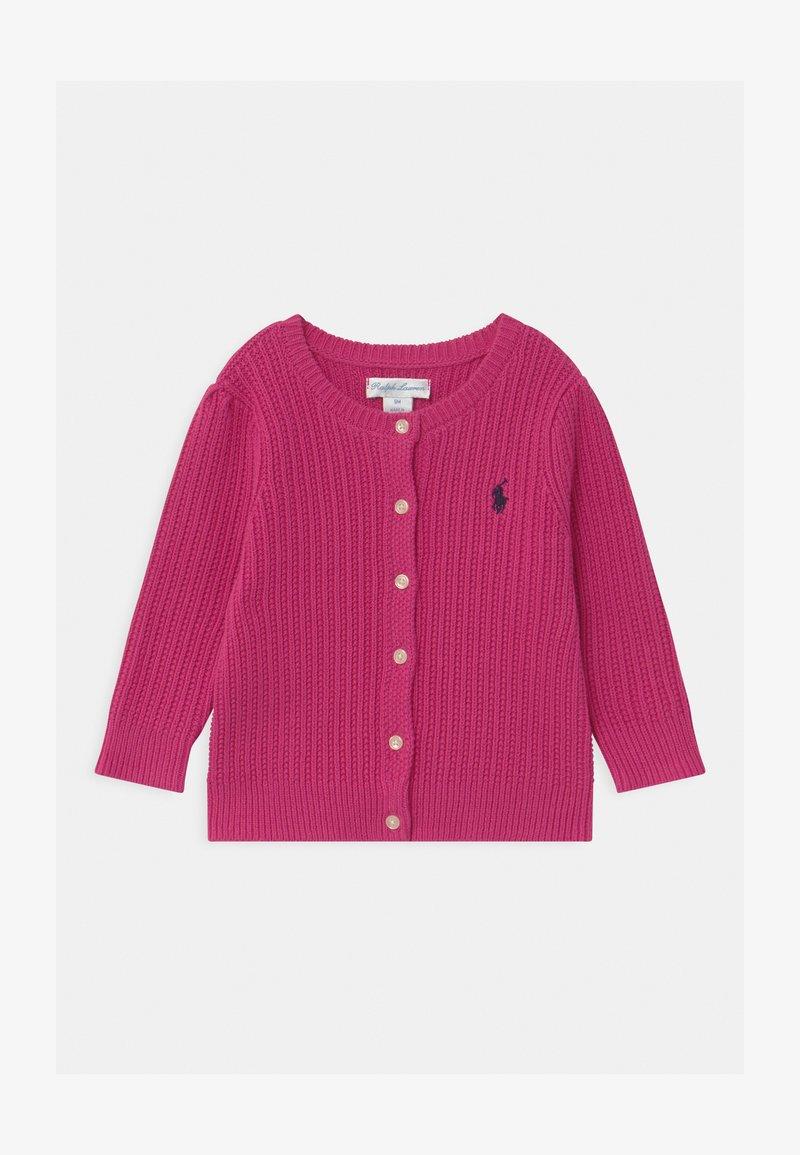 Polo Ralph Lauren - PREPPY - Gilet - college pink