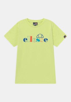 MARCELIO - Print T-shirt - light green