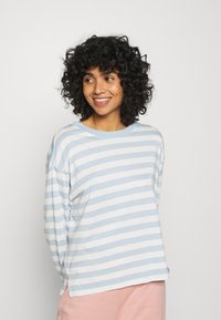 Monki - MAJA 2 PACK - Long sleeved top - blue/pink - 4