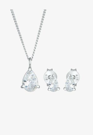 JEWELRY SET CLASSIC - Necklace - silber