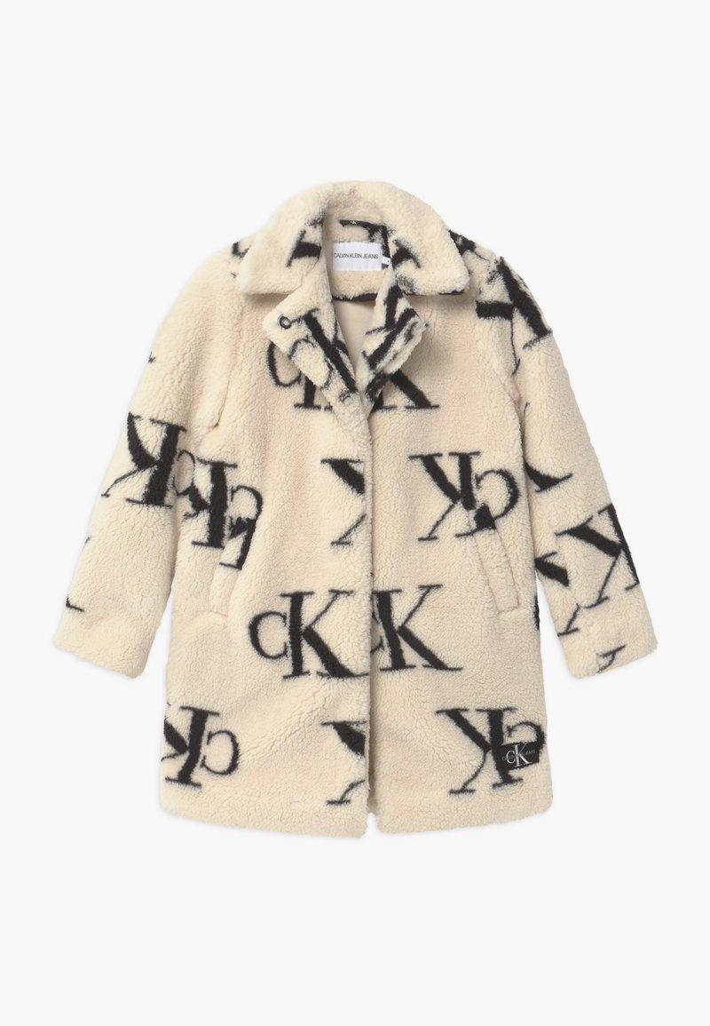 Calvin Klein Jeans - Winter coat - white