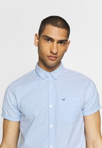 Hollister Co. - Camicia - light blue - 3