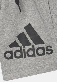 adidas Performance - UNISEX - Sports shorts - grey/black - 2