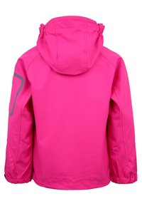 ZIGZAG - Soft shell jacket - pink - 1