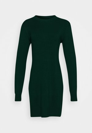 JUMPER Knit DRESS - Tubino - scarab