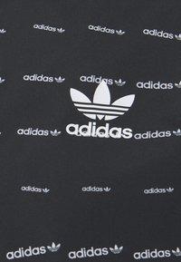 adidas Originals - MONO  - Veste de survêtement - black/white - 7