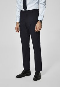 Selected Homme - Suit trousers - navy blazer - 0