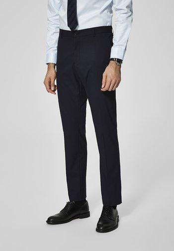 Kostymbyxor - navy blazer