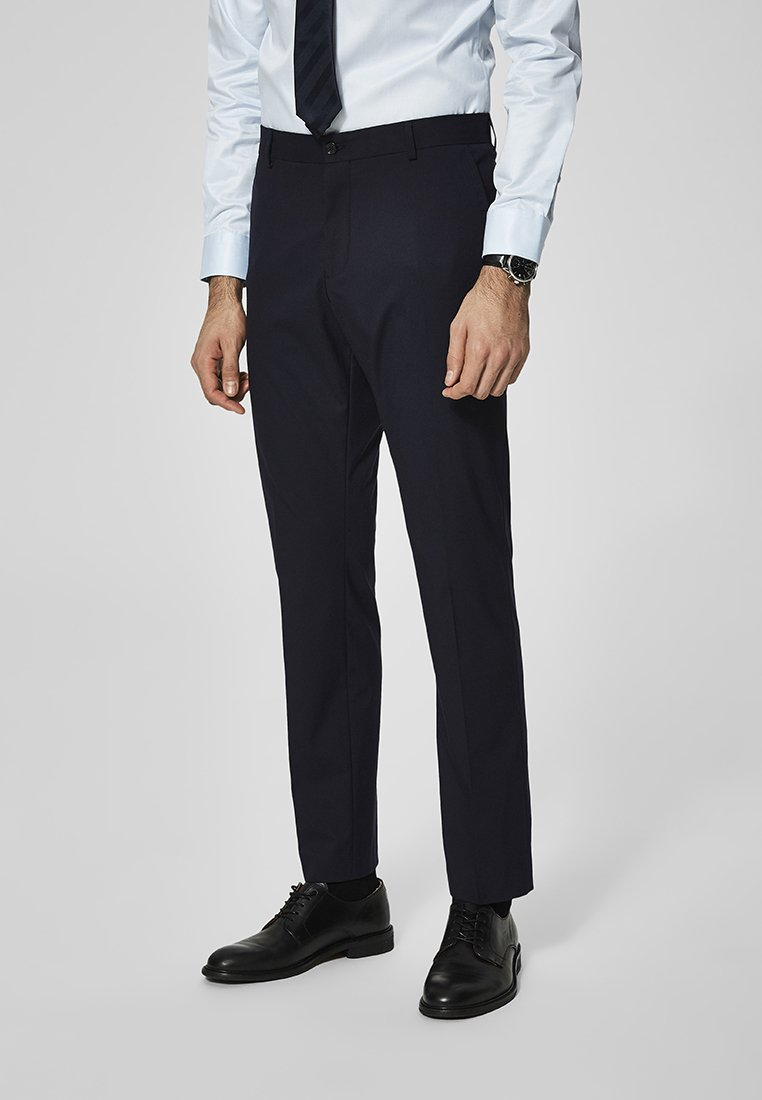 Selected Homme - Suit trousers - navy blazer