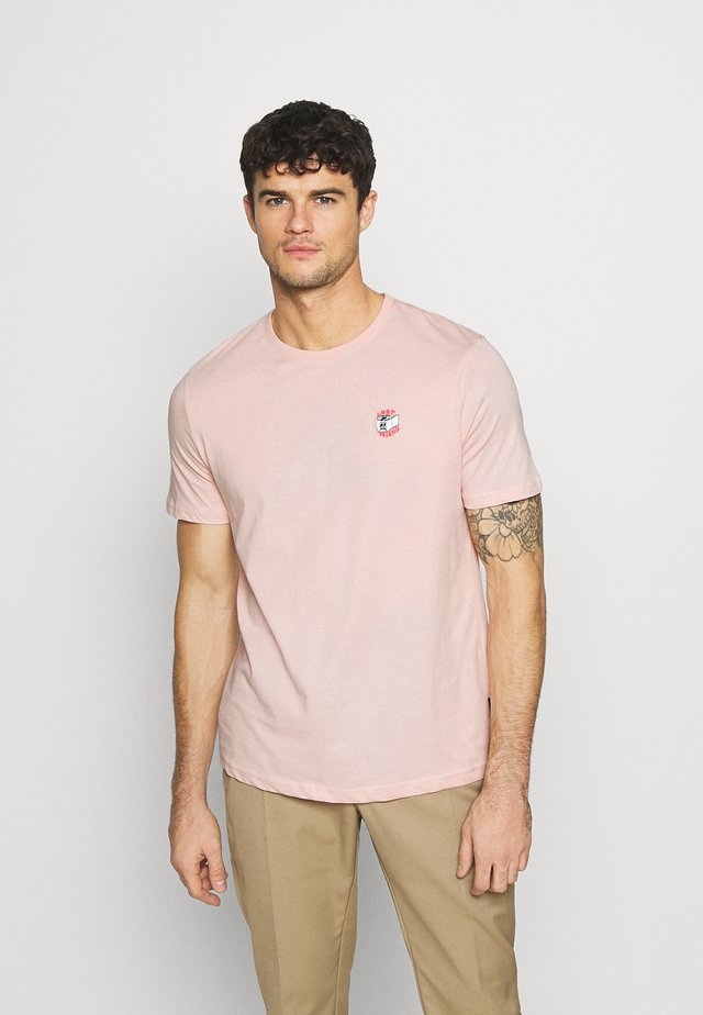UNISEX - T-shirts med print - pink