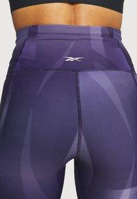 Reebok - LUX  - Collant - purple - 5