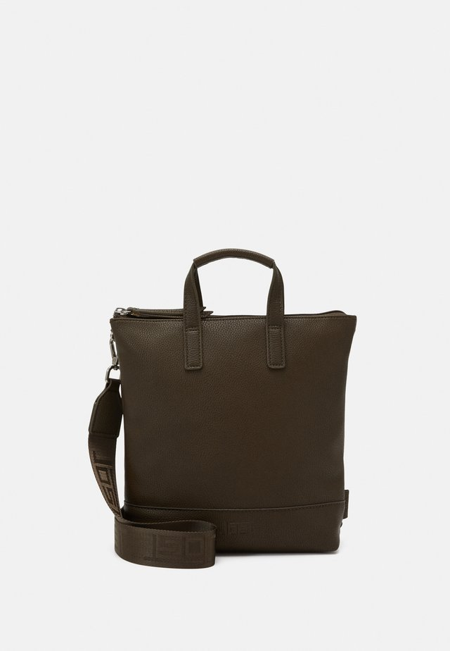 X CHANGE BAG MINI - Torebka - olive