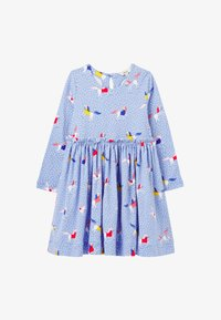 Tom Joule - Day dress - blau geblümt - 0