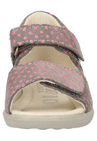 Pepino - Sandals - graphit - 4