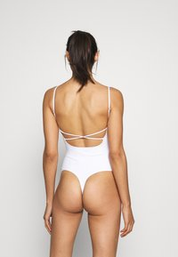 Free People - STRAPPY BASIQUE - Body - white - 2