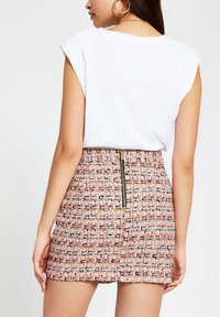 River Island - Wrap skirt - orange - 2