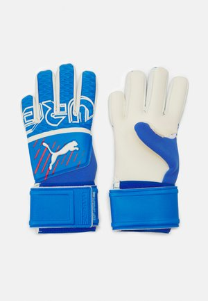 FUTURE GRIP UNISEX - Goalkeeping gloves - blau/pink