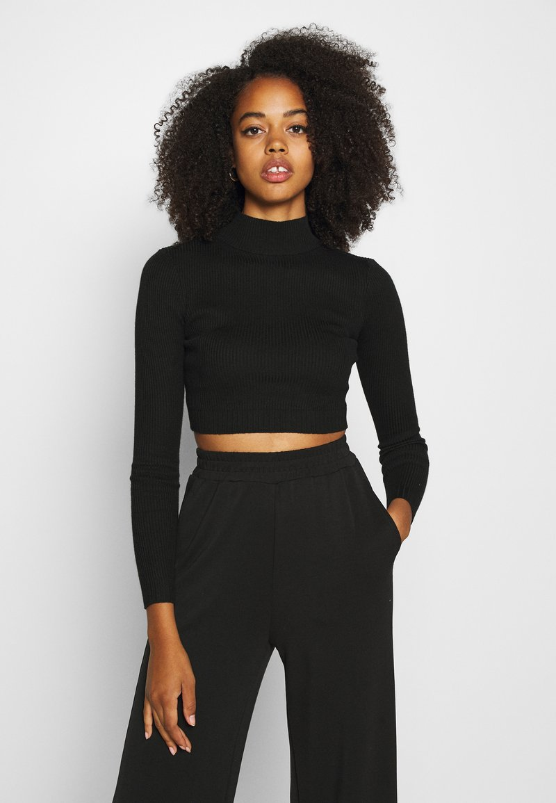 Missguided - Pullover - black