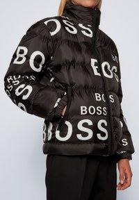 BOSS - DISER - Down jacket - black - 4