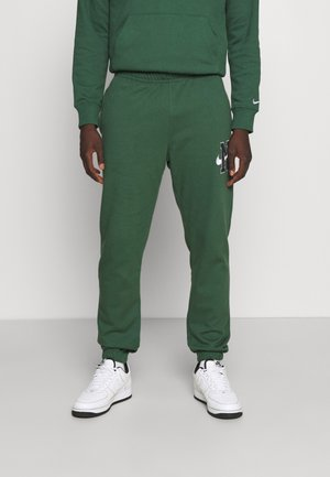 RETRO PANT - Träningsbyxor - noble green
