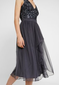 Sista Glam - MELODY - Cocktail dress / Party dress - charcoal - 6