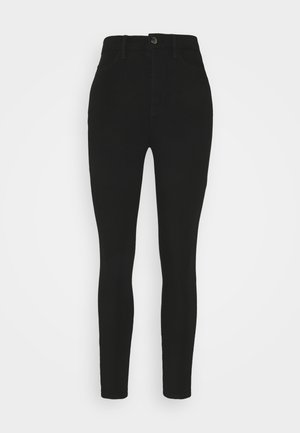SCULPT ANKLE PANT - Jeans Skinny Fit - black