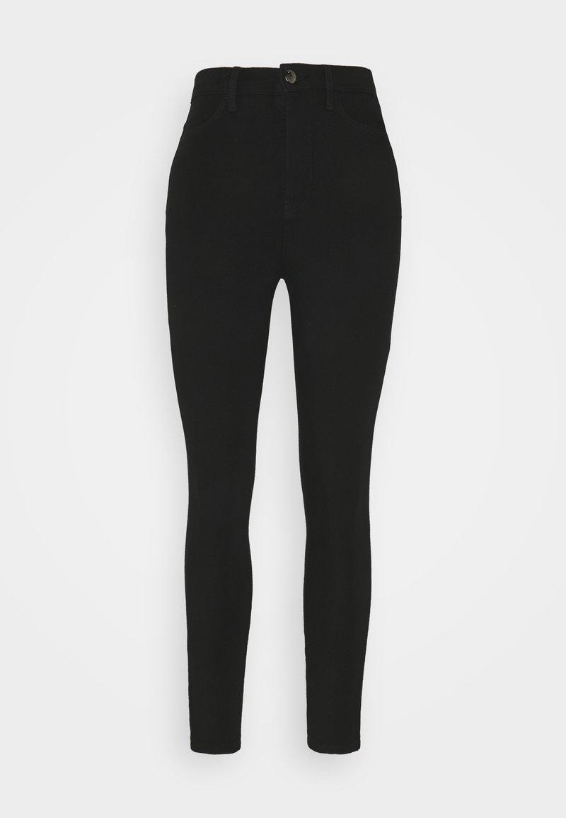 Tommy Hilfiger - SCULPT ANKLE PANT - Jeans Skinny Fit - black