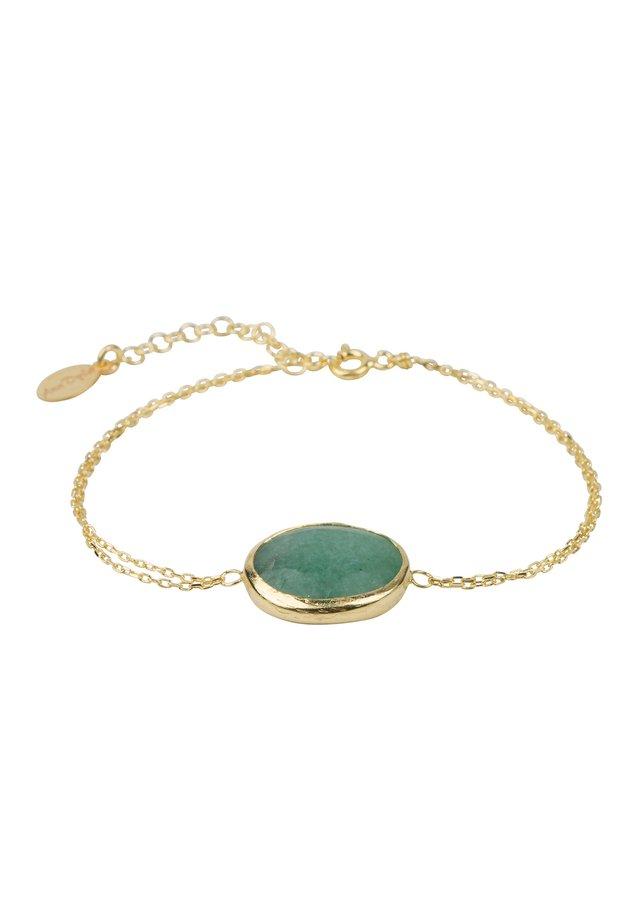 Bracelet - anhänger: grün