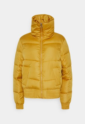 FASHION PUFFER - Winter jacket - yellow