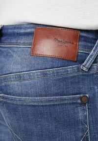 Pepe Jeans - HATCH - Slim fit jeans - medium used - 5
