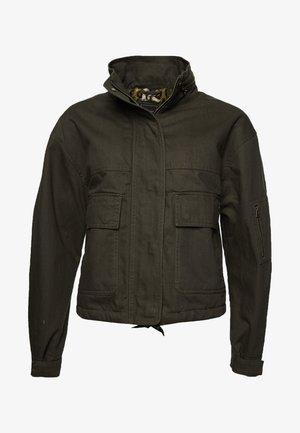 Outdoorjacka - dark khaki